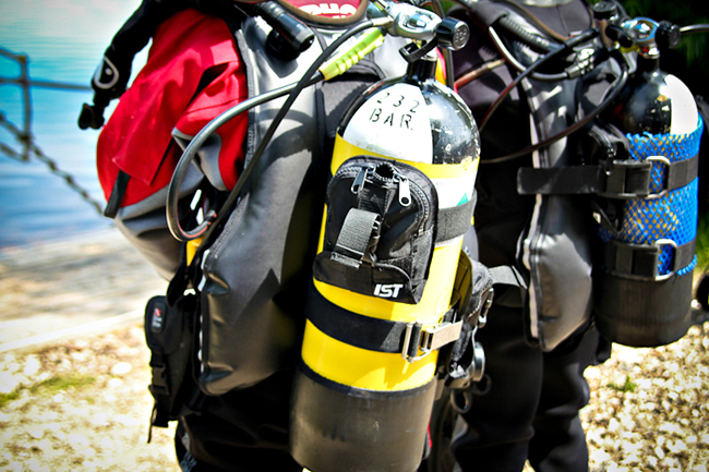 Basic Scuba Diving Equipment for the Recreational Diver