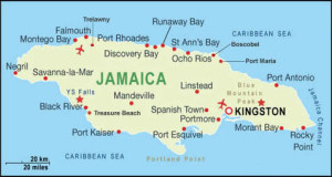 map-of-jamaica