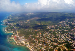 Visit Jamaica and go scuba diving in Montego Bay