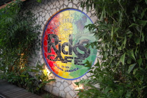 Ricks Cafe in Negril, Jamaica