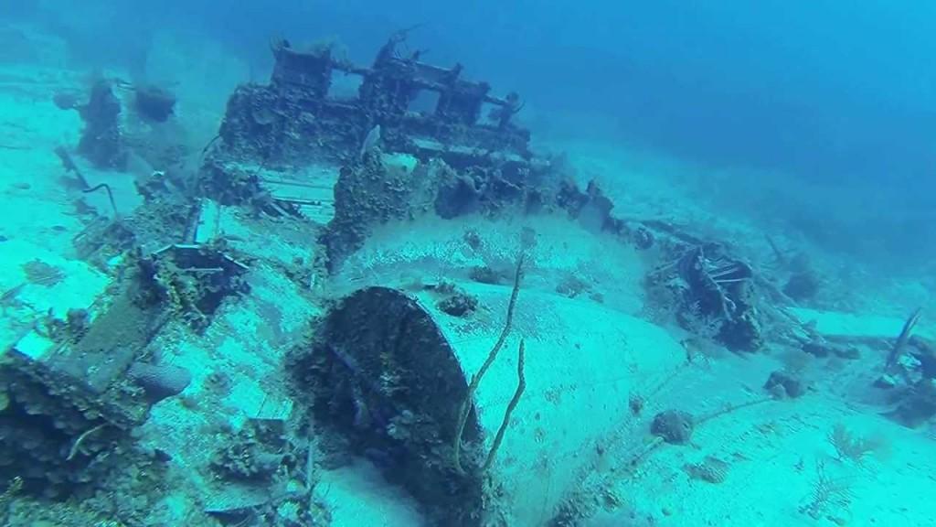 scuba-dive-montego-bay-plane-wreck